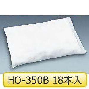 液体吸着材 オイルパッド エコマーク商品 HO−350B 18本入