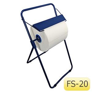 ロールワイパー用フロアスタンド FS−20