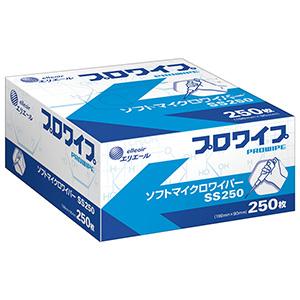 ソフトマイクロワイパー SS250 250枚×72箱