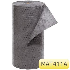 油・液体吸収材 ピグ(R)マット (ロールタイプ) MAT411A