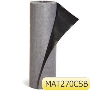 油・液体吸収材 ピグ?ポリバックマンモスマット MAT270CSB