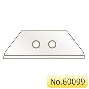 セーフティカッター セキュプロ 625用 替え刃 NO.60099 10枚入