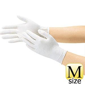 TRUSCO 使い捨て天然ゴム極薄手袋M DPM5498 8539