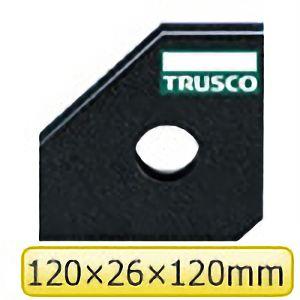 TRUSCO マグネット六角ホルダ 120X26X120 TMS12 4500