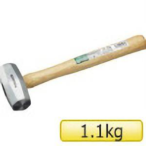 TRUSCO 石頭ハンマー 1.1KG TSH11 3100