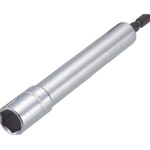 TRUSCO 電動ドライバーソケットロング21mm TEF21L 3100