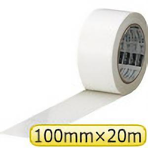 TRUSCO 一般用両面テープ 100mm×20m TRT100 3100