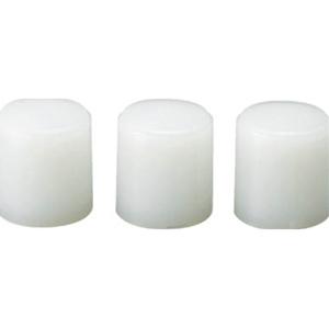 TRUSCO ヘッド交換ハンマー用替ヘッド ナイロン3個入り TH9047 3100