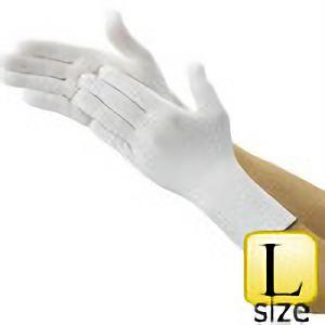 TRUSCO クリーンルーム用インナー手袋22CM TPG312L 8539