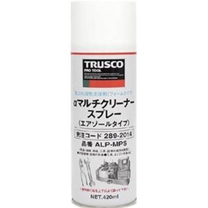 TRUSCO αマルチクリーナースプレー ALPMPS 4050