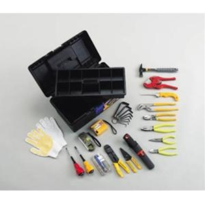 TRUSCO 電設工具セット TRD18 3100