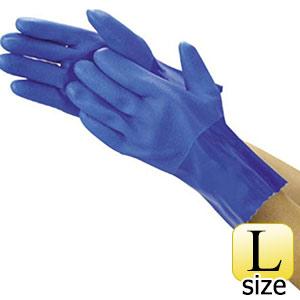 TRUSCO 耐油ビニール手袋 L TGL230L 8539