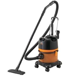 TRUSCO 業務用掃除機 乾湿両用クリーナー TVC−134A 1100W