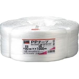 TRUSCO PPテープ 90mm×1000m TPP901000 3100