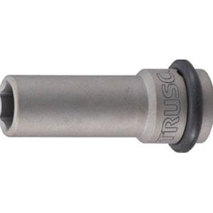TRUSCO インパクト用ロングソケット(差込角9.5)対辺10mm T310AL 3100