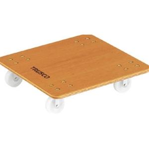 TRUSCO 合板平台車プティカルゴ450x450 PC4545 8000
