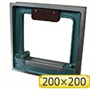 TRUSCO 角型精密水準器 A級 寸法200X200 感度0.02 TSLA2002 4500