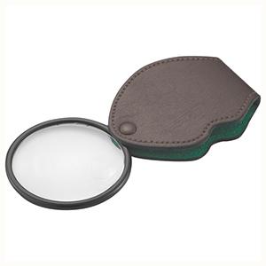 TRUSCO ポケットルーペ レンズ径65 倍率2.5/4.0 TLPL65 4500