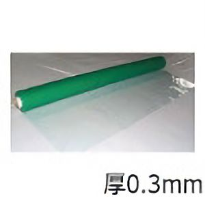 TRUSCO 帯電防止防炎フィルムシート0.3X1370X30M TSEF3 8000