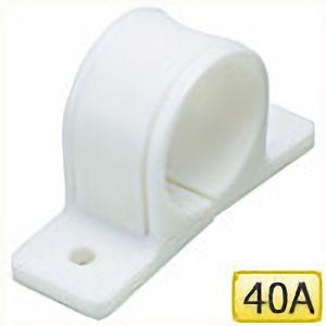 TRUSCO 樹脂サドルバンドガス管用40A TGS40GP 6600