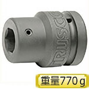TRUSCO インパクト用ヘキサゴンソケット差替式25.4mmソケット T822AHS 3100