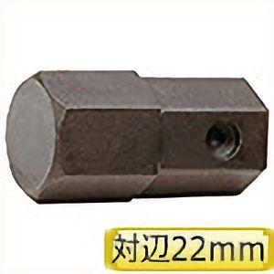 TRUSCO インパクト用ヘキサゴンソケット差替式ビット TBIT2222 3100