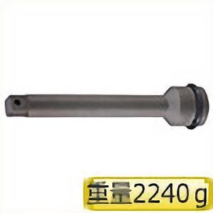 TRUSCO インパクト用エクステンションバー(凹凸25.4)L300mm TEX8300 3100