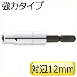TRUSCO 電動ドライバーソケット ショート強力タイプ 12mm TEF12HS 3100