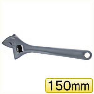 TRUSCO ワイドモンキーレンチ15°タイプ 150mm TWM15150 3100