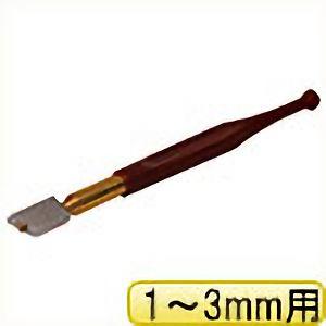 TRUSCO ガラスカッター1〜3mm用 TGCD1 3100