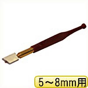 TRUSCO ガラスカッター5〜8mm用 TGCD3 3100