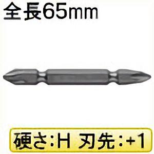 TRUSCO 両頭ビット磁気入 M14+1X65H TBM14165H 3100