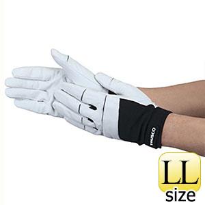 TRUSCO 豚革手袋フィンガースリット LL TPGLGFSLL 8539