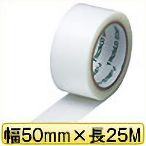 TRUSCO クロス粘着テープ 幅50mmX長さ25m クリア 透明 GCT50 3100TM
