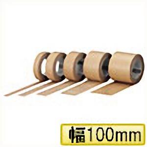TRUSCO クラフトテープ 幅100mmX長さ50m TKT100 3100