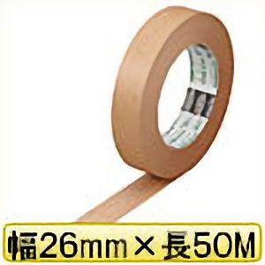 TRUSCO クラフトテープ 幅26mmX長さ50m TKT25 3100