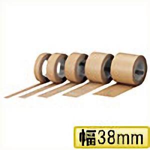 TRUSCO クラフトテープ 幅38mmX長さ50m TKT38 3100