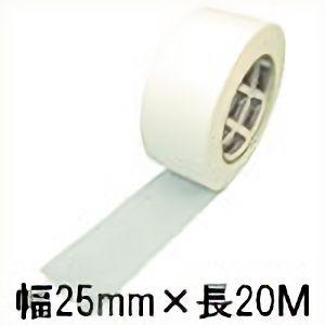 TRUSCO 通気性粘着テープ 25mm×20m TBAT252 3100