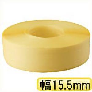TRUSCO 封かん機用PPバンド15.5mm×1000m巻 黄 TPPS155Y 3100