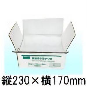 TRUSCO 小型ポリ袋 縦230X横170Xt0.05 1000枚入 透明 A17231000P 8539