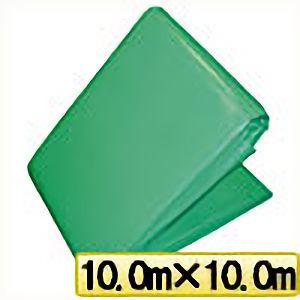 TRUSCO グリーンターピーシート#3000 幅10.0mX長さ10.0m TP1010GN 3100