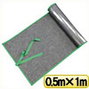 TRUSCO 室内用養生マット 500mmX1000mm TPM0510 3100