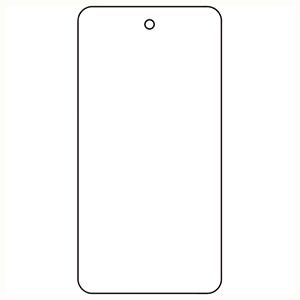 TRUSCO 白無地板 10枚組 80×40×2厚 T88642 3100