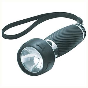 TRUSCO アルミLEDライト(LED1球+クリプトン1球) AL385N 8037