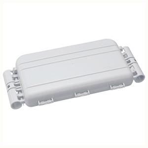 TRUSCO WEEGO こまわりくん 兼用ハンドル取付収納ケース ホワイト WPHCW 8000