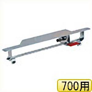 TRUSCO グランカート 700サイズ用足踏みストッパー TP700FB 8000