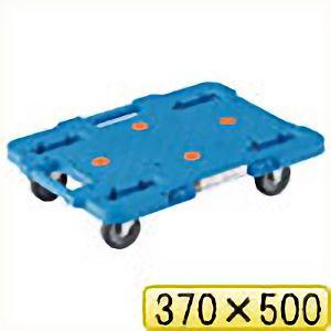 TRUSCO ルートバン 370X500 青 MPB500B 8000