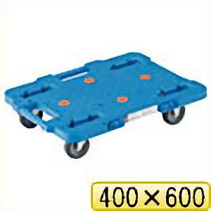 TRUSCO ルートバン 400X600 青 MPB600B 8000