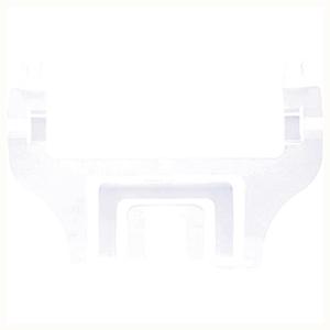 TRUSCO T型コンテナ カード差し 2個セット 10セット入 TJ10 8000