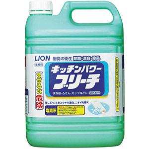 TRUSCO 除菌・漂白剤 キッチンパワーブリーチ 5kg BLKB5 8027